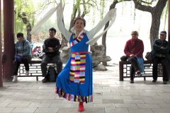 Dancers in the Summer Palace, Beijing