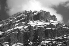 Schrekhorn mountain, Grindelwald Swiss Alps