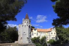 The Castro Guimaraes Museum, Cascais Portugal