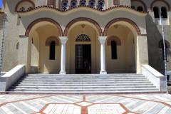 The Monastery of Saint Gerassimos, Island of Kefalonia