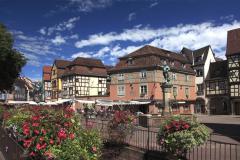 Place del Ancienne Douane, Little Venice, Colmar, France
