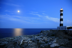 Calan Bosch Lighthouse, Cap d' Artrutx Minorca