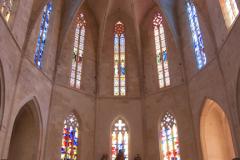 Interior of Ciutadella Cathedral, Menorca